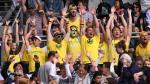 Australian Open: las mejores postales que dejó el quinto día - Noticias de andy murray