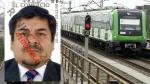 Odebrecht: detienen a ex titular del comité para metro de Lima - Noticias de odebrecht