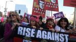 Miles de mujeres en el mundo protestan contra Donald Trump - Noticias de cecile baudier