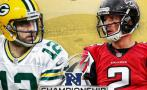Green Bay Packers vs. Atlanta Falcons EN VIVO: final de NFC