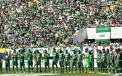 Chapecoense: lágrimas en el Arena Condá en primera reaparición
