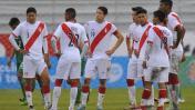 Perú perdió 2-0 ante Bolivia en el Sudamericano Sub 20