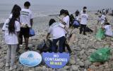 Magdalena: recogen 2 toneladas de basura en la Costa Verde