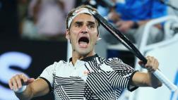 Federer eliminó a Nishikori y avanzó en Australian Open