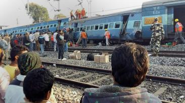 El mortal accidente ferroviario que enluta a la India