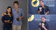 Premios Luces: Ricky Tosso fue reconocido con trofeos póstumos
