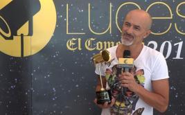 Carlos Alcántara anuncia cuatro películas para este 2017