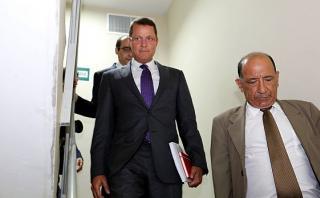 Jorge Barata fue interrogado por la Comisión Pari, que investigó el Caso Lava Jato, en febrero del año pasado. Su declaración ya fue enviada a la fiscalía. (Foto: Congreso/ Audio: El Comercio)