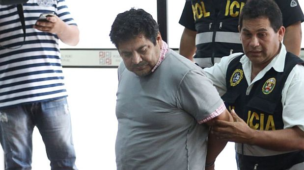 Edwin Luyo se defendió del pedido de 18 meses de prisión preventiva que pide el Ministerio Público contra él por el Caso Odebrecht. (Video: Justicia TV / Foto: Andina)