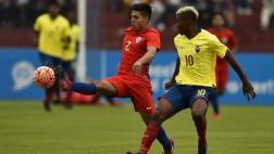 Ecuador y Chile igualaron 1-1 por el Sudamericano Sub 20