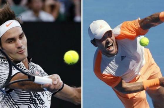 Roger Federer vs. Mischa Zverev: por cuartos de Australian Open