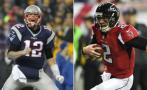 Patriots vs. Atlanta Falcons: hora, día y canal de Super Bowl