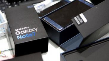 Samsung explicó por qué el Galaxy Note 7 explotaba