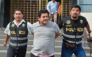 Edwin Luyo, ex miembro del comité de licitación del metro de Lima, estará en prisión hasta el 19 de julio del 2018 por el Caso Odebrecht. Hoy será trasladado al penal que designará el INPE. (Foto: Andina)