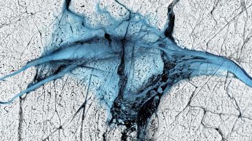[BBC] Las impresionantes fotos del Ártico visto desde el aire