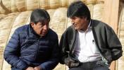 Evo Morales reemplaza a su canciller David Choquehuanca