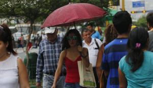 Lluvias en Lima continuarán hasta el miércoles, indica Senamhi