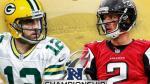 Green Bay Packers vs. Atlanta Falcons: por la final de la NFC - Noticias de julio favre