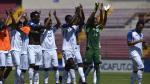 Honduras se consagró campeón de la Copa Centroamericana 2017 - Noticias de jorge pinto