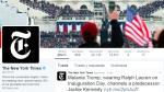 Twitter del periódico The New York Times sufre ciberataque - Noticias de jack dorsey