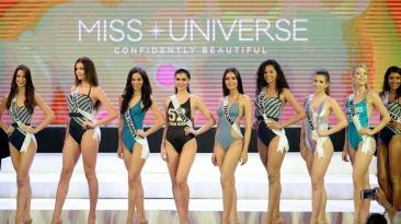 Miss Universo: las candidatas se alistan para competir [FOTOS]