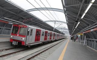 Según la fiscalía, Odebrecht pagó US$8.1 millones en coimas por la entrega de las obras del tramo 1 y 2 de la línea 1 del Metro de Lima. (Foto: Archivo El Comercio)