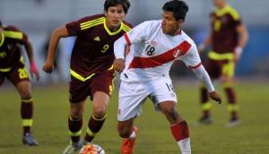 Perú igualó 1-1 ante Venezuela y se complicó en el Sudamericano