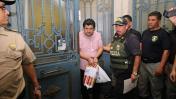 Caso Odebrecht: Luyo fue trasladado a penal Ancón I