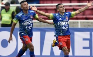 U. de Sucre ganó 3-2 a Wanderers en debut de Copa Libertadores