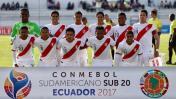 Selección Sub 20: las chances para clasificar a hexagonal final