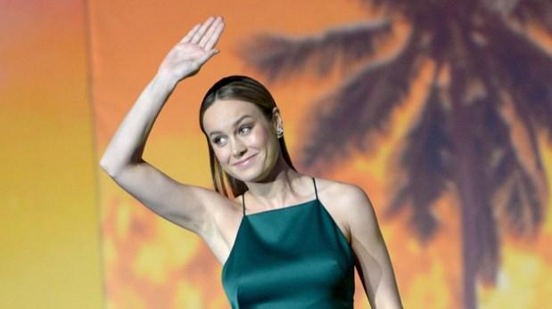 Brie Larson, ganadora del Oscar por