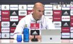 """Zidane: """"Parece que estamos últimos jugándonos el descenso"""""""