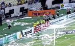 Mascota de Ceará hizo increíble atajada en partido oficial