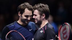 Federer vs. Wawrinka: día, hora y canal de la semifinal