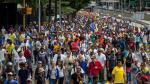 Venezuela vive una nueva jornada de movilizaciones - Noticias de marco falla