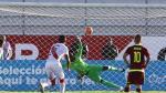 Selección Sub 20: Gómez se lució atajando penal ante Venezuela - Noticias de carlos nacional
