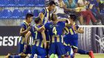 Capiatá ganó 1-0 a Táchira en su debut de Copa Libertadores - Noticias de blas perez
