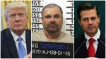 Gobierno de Trump agradece a México la extradición de El Chapo - Noticias de julio enrique