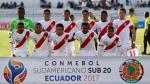 Selección Sub 20: las chances para clasificar a hexagonal final - Noticias de fernando nogara