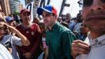 Venezuela: Capriles bloqueó una autopista para pedir elecciones - Noticias de henrique capriles