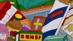 """Instagram: rescatan tomas """"de película"""" que hay en Los Simpson - Noticias de stanley tshosane"""