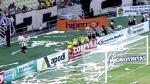 Mascota de Ceará hizo increíble atajada en partido oficial - Noticias de red uno