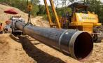 Gasoducto: contrato permite reducción de monto de garantía