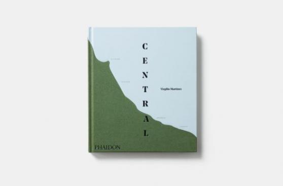 """Virgilio Martínez presenta su libro """"Central"""""""