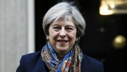 """May publicará """"libro blanco"""" con planes para el Brexit"""
