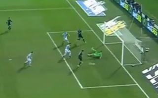 Cristiano Ronaldo sigue de malas: falló gol de manera increíble
