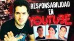 ¿Los 'youtubers' tienen responsabilidad sobre sus contenidos? - Noticias de oreo