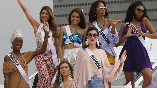 El Miss Universo elige la noche de este domingo a su nueva reina de belleza. (Foto: AP)