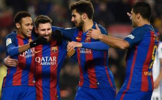 ¡Barcelona a semis de Copa del Rey! Ganó 5-2 a la Real Sociedad