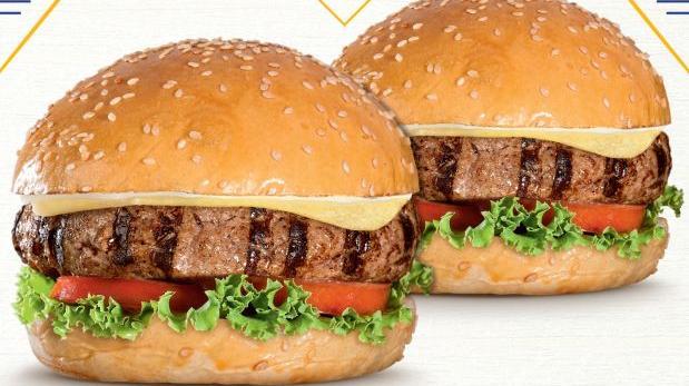 Bembos anunció promoción de segunda hamburguesa a un sol